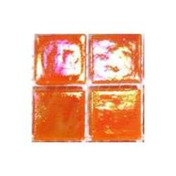 Orange foncé nacré
