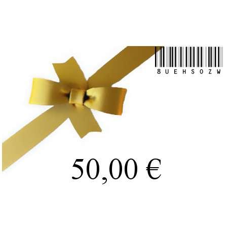 Chèque cadeau-50
