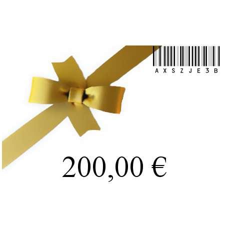 Chèque cadeau-200