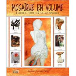 mosaique en volume