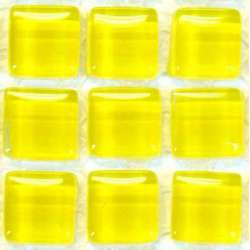 Mini Cristal Color couleur jaune vif