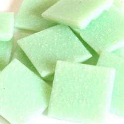 Vert d'eau pâte de verre