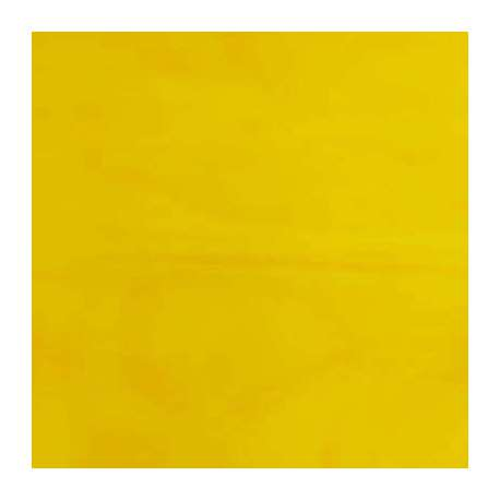 Verre artisanal jaune pour mosaique