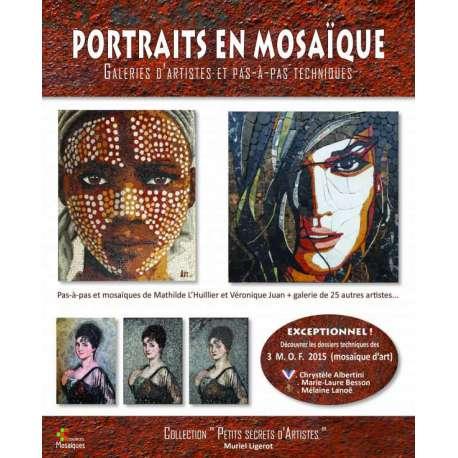 Portraits en mosaïque