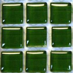 Mini Cristal Color couleur vert sapin