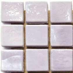 Violet pâle Quadra lumineuse