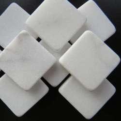 Marbre 4mm blanc