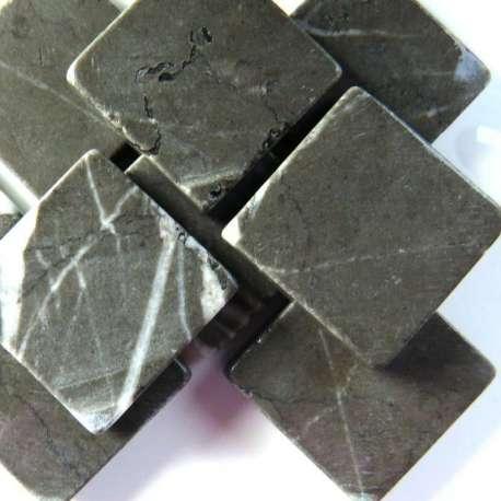 Marbre 4mm gris foncé