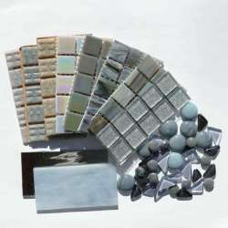 Pack mosaique gris