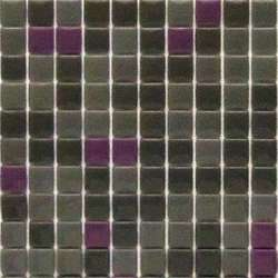Pâte de verre brume 1,5 x 1,5 cm