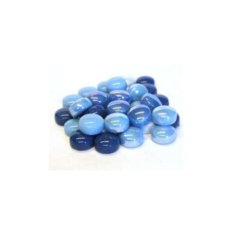 Mini pastilles turquoise
