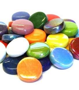 Pastilles multicolores