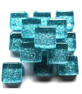 mini pailleté turquoise