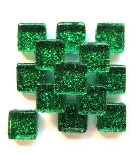 mini pailleté vert