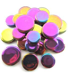 céramiques rondes disco