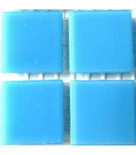 Soie pâte de verre Turquoise