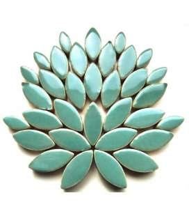 nouvelle couleur: ellipse vert-bleu