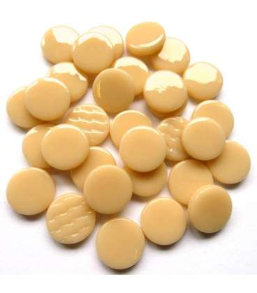 pastille 18/20mm blush doux