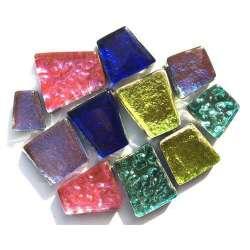 Puzzle multicolore