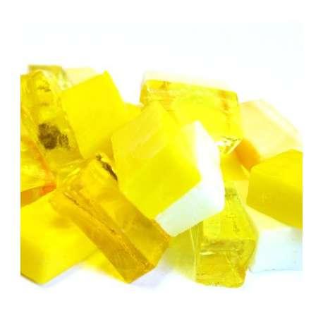 Smalt camaieu jaune