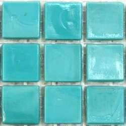 Turquoise Quadra lumineuse