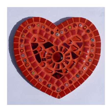 Kit coeur rouge