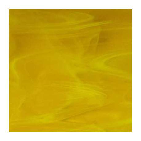 Verre jaune