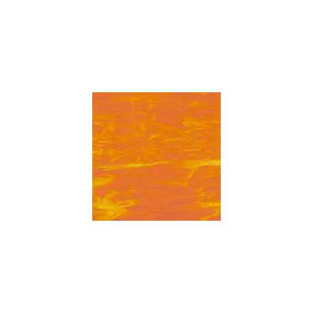 Verre orange