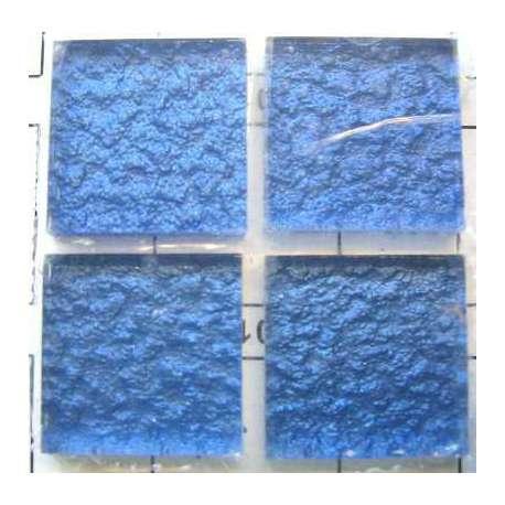 Bleu 2 granité