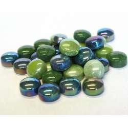 Mini pastilles vert foncé