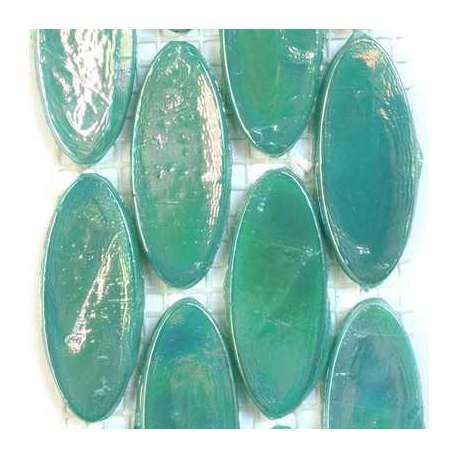 Calissons de verre irrisés bornéo