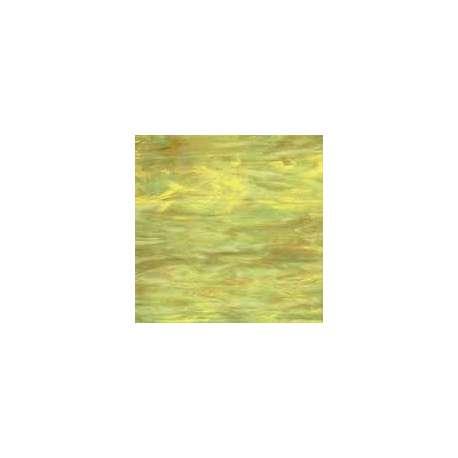 Verre jaune ambre