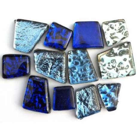 Puzzle bleu