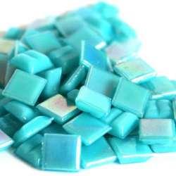 Micro turquoise nacrée