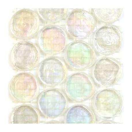 Pastlles blanches transparentes