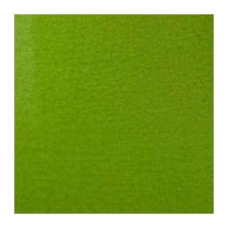 Verre artisanal vert pour mosaique