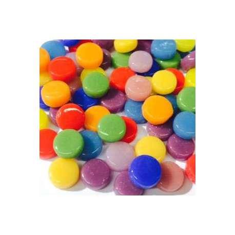 Micro pastilles multicolores 7/8mm