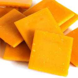 Mandarine pâte de verre