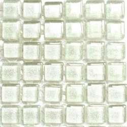 Micro pailletée neige