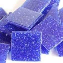 Bleuet pâte de verre
